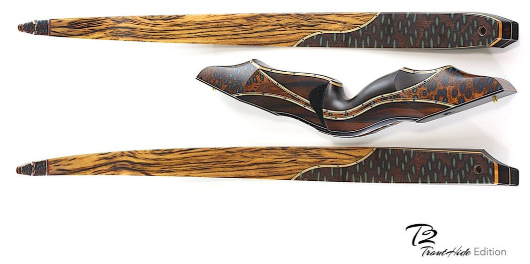 Blacktail most beautiful recurve bows traditional archery